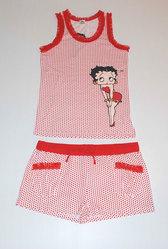 Betty Boop Sleepwear