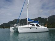 Catamaran For Sale: 37 foot Privilege 1997.  Currently in Thailand.
