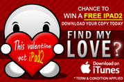 Find my love-Free iphone application