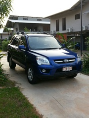 KIA SPORTAGE 2010 LOW MILEAGE  ONLY $14500
