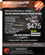 High Quality But Affordable Web Design for Small Businesses