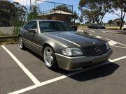 Mercedes-benz 1990 1990 Mercedes-Benz 500SL R129 Auto Convertible V8