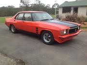 holden monaro 1977 HX Holden GTS Monaro 4 speed 308 mandarin red