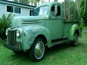 1946 Ford F1 Jailbar Rat Rod Hot Rod
