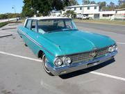 1962 Ford Galaxy 1962 Ford Galaxie 500 4 door (Blue,  Galaxy,  Petrol