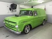 1957 ford Blown 1957 Ford F100 Panel Van (RHD)