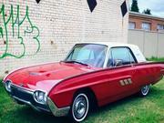 Ford Thunderbird 1963 ford thunderbird ( classic car ho gt monaro C