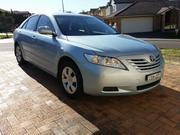 2009 TOYOTA camry Toyota Camry Altise (2009) 4D Sedan Automatic (2.4