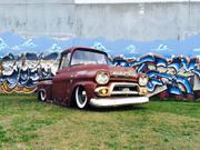 Gmc Only 45235 miles GMC 1959 Rat Rod Pickup big back window,  Chevy,  F