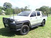 2005 Toyota Hilux Hilux dual cab 4x4