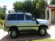 2002 Toyota Toyota Landcruiser GXL (4x4) (2002) 5D Wagon