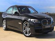 2011 BMW 740 2011 BMW 740i F01 Auto MY12