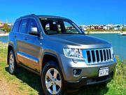 Jeep Grand Cherokee 2012 Jeep Grand Cherokee Laredo Auto 4x4 MY12
