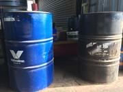 ENGINE OIL (BRIGGS & STRATTON) AND HYDRAULIC OIL ( VALVOLINE)