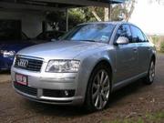 2005 Audi 8 cylinder Petr