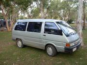 Van Nissan Nomad Good condition